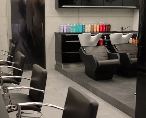 Salon Simply Fine Galeria Krakowska wnętrze